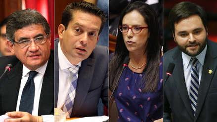 Las reacciones en el Congreso a la oposición de Vizcarra a la consulta sobre bicameralidad