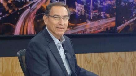 Martín Vizcarra: Le daremos presupuesto al alcalde Jorge Muñoz