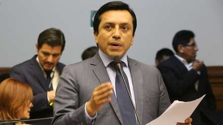 Gilbert Violeta criticó la postura de Martín Vizcarra sobre la bicameralidad