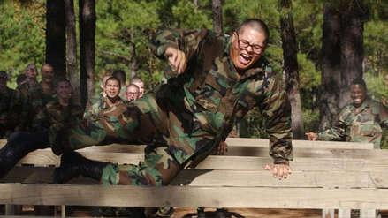 El Ejército de Estados Unidos advierte a sus soldados: o bajan de peso o se van a la calle