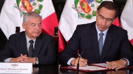 ¿Por qué Martín Vizcarra le dice 'no' a la consulta sobre el retorno a la Bicameralidad?