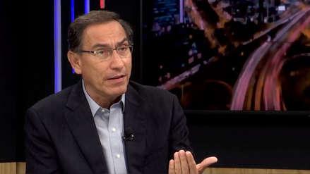 Martín Vizcarra: Es ilógico que en el tema de bicameralidad