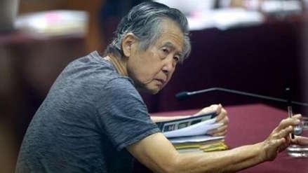 Señalan que Alberto Fujimori debe respetar la ley y volver a la cárcel