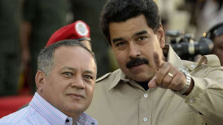 Venezuela   Diosdado Cabello denunció