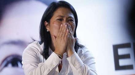Keiko Fujimori | La orden de detención preliminar incluye a 20 personas