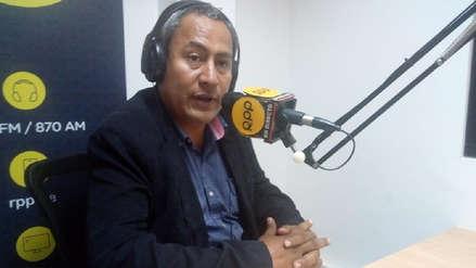 Alex Rodríguez aseguró que priorizará la dotación de servicios básicos en Lambayeque