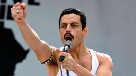 Rami Malek es nominado a los Globos de Oro por su interpretación de Freddie Mercury