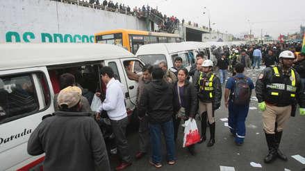 Indecopi sanciona en Cusco a 25 empresas de transporte por no respetar medio pasaje