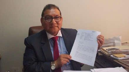Exalcalde Roberto Torres Gonzáles se queda sin abogado nuevamente