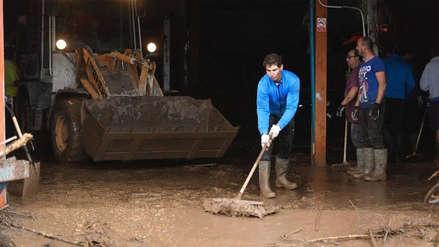 Rafael Nadal destaca por este gesto humanitario tras inundaciones en Mallorca