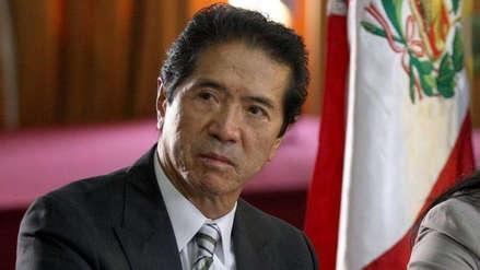 Jaime Yoshiyama está fuera del país, según su abogado