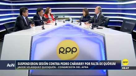 Video | Congresistas desmienten a Rosa Bartra sobre revisión de denuncias contra Chávarry y Becerril