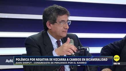 """Sheput: """"Vizcarra personalizó el NO a la bicameralidad y podría ser una tremenda derrota para su legitimidad"""""""
