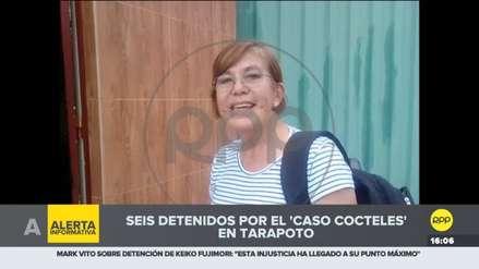 Excongresista involucrada en presunto lavado de activos en Fuerza Popular se entregó a las autoridades
