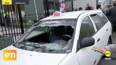 La Policía capturó a tres delincuentes tras persecución y balacera en Magdalena