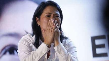 Autoridades y ciudadanos reaccionan tras detención de Keiko Fujimori
