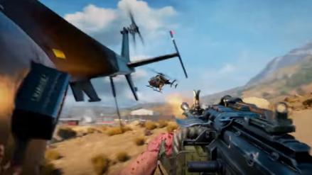 Call of Duty: Black Ops 4 nos muestra el tráiler final de Blackout