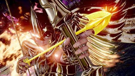 Jump Force | Caballeros del Zodiaco Seiya y Shiryu se unen al elenco de personajes