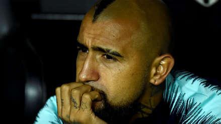 Arturo Vidal | Directivo del Barcelona:
