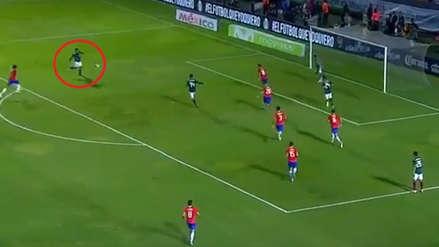 México vs. Costa Rica: el golazo de Guzmán que no pudo detener Keylor Navas