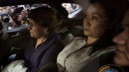 Fiscal del caso Lava Jato respaldó el pedido de detención preliminar contra Keiko Fujimori