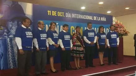 Día internacional de la niña: Menor de 15 años es la nueva gobernadora regional de Cusco