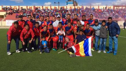 Copa Perú | FPF declara fundado reclamo de Racing de Huamachuco