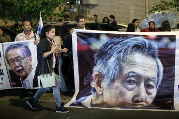 Alberto Fujimori | Pleno del Congreso aprobó proyecto para excarcelar a adultos mayores
