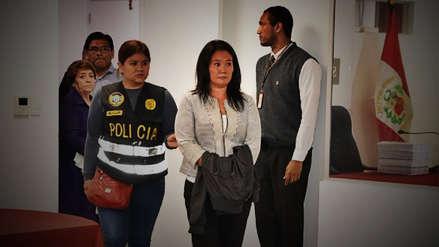 De la investigación a la detención preliminar: Una cronología del caso Keiko Fujimori