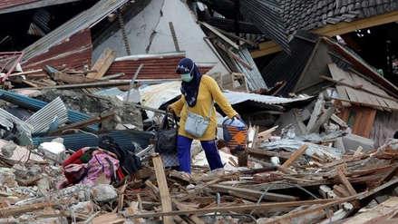 Terremoto en Indonesia   Amplían hasta el viernes las labores de rescate