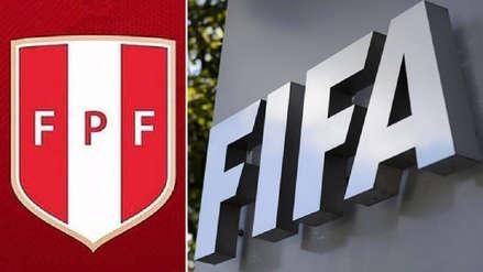 FIFA vuelve a advertir una posible suspensión de la FPF si se modifica la Ley 30727