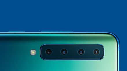 El Samsung Galaxy A9 llega con cuatro cámaras traseras