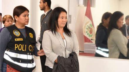 """Abogada de Keiko Fujimori dice que la detención es """"abusiva"""" y """"arbitraria"""": Es falso que no tenga trabajo"""
