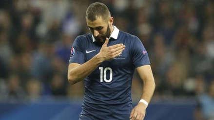 """Federación Francesa: """"La carrera de Benzema con los 'Bleus' ha acabado"""""""