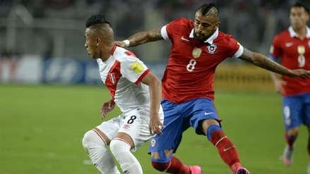 Perú vs. Chile juegan este viernes en el Hard Rock Stadium de Miami