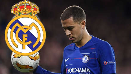 Real Madrid: Eden Hazard descartó fichar por los merengues en enero