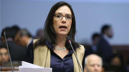 Glave anunció moción de censura contra Salaverry por proyecto que beneficia a Fujimori