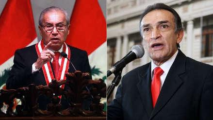 Fuerza Popular votó en contra de sancionar a Pedro Chávarry y Héctor Becerril