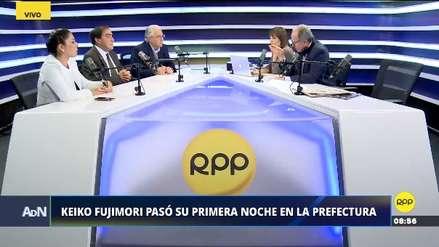 ¿Keiko Fujimori tiene arraigo laboral? Congresistas debatieron por resolución que ordenó su detención