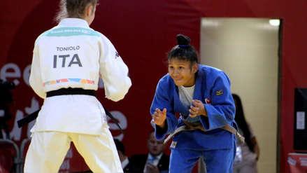 Buenos Aires 2018: Noemí Huayhuameza obtuvo primera medalla para el Perú