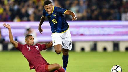 Ecuador 3-4 Qatar: resumen, goles, mejores jugadas del amistoso | VIDEO
