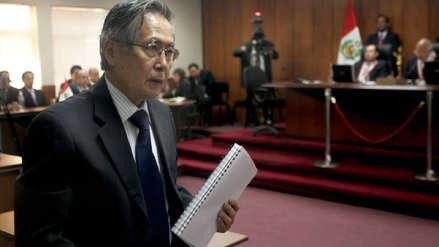Juez admite a trámite hábeas corpus a favor de Alberto Fujimori