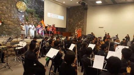 Jines, Wachiperis y Q´eros sorprendieron con concierto sinfónico