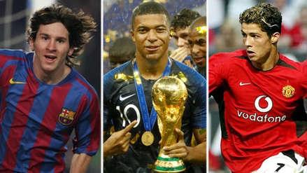 Kylian Mbappé: el motivo por el que no se compara con Cristiano Ronaldo y Lionel Messi