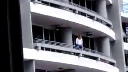 Una portuguesa murió en Panamá tras caer de un piso 27 por tomarse un selfie