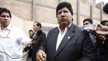Fiscalía incluyó a Edwin Oviedo en investigación de 'Los Cuellos Blancos del Puerto'