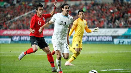 Uruguay 1-2 Corea del Sur: resumen, goles, mejores jugadas del amistoso | VIDEO
