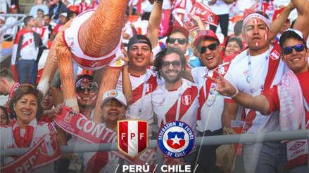 Perú vs. Chile: FPF pidió a los hinchas peruanos que respeten el himno chileno