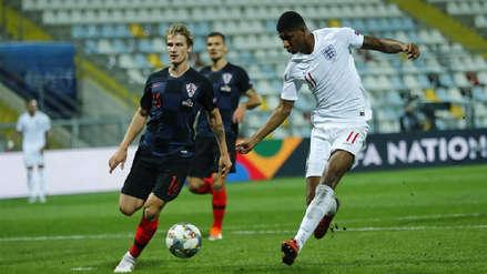 Croacia empató sin goles ante Inglaterra por la Liga de Naciones