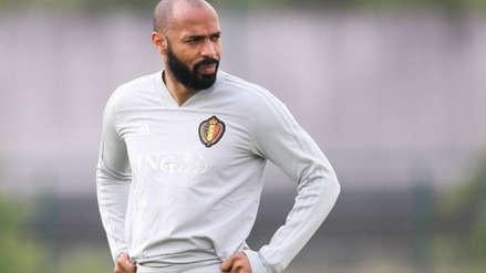 Thierry Henry cerca de ser el DT de este club europeo, señalan medios franceses